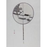 国画作品收藏品 顾静 企业家收藏
