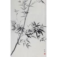 国画作品收藏品 顾静 沙井文博馆
