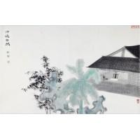 冲淡自然 国画作品收藏 珍稀奇文博馆
