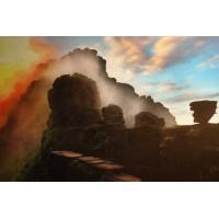 山雾 庞大同摄影作品 收藏品精品