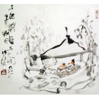 张清户 绵阳当代艺术协会主席 书画作品 精美现代国画