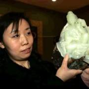 苏然 中国宝玉石协会理事 珍稀奇名家大讲堂