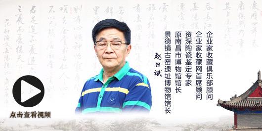 赵曰斌专访 珍稀奇文博馆现场解说瓷器收藏 原南昌|景德镇博物馆馆长