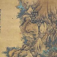 """晚明山水画与花鸟画大家""""蓝瑛""""的西溪情愫"""