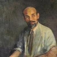 中国老一辈油画大师余本离开我们整整21年了