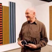 企业家收藏网--专访抽象画大师肖恩·斯库利