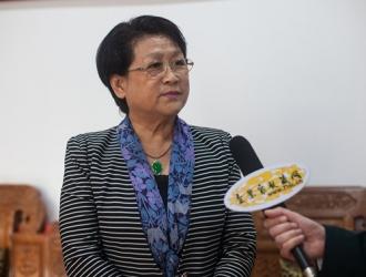 中国文特学会委员会会长-陈丽华:企业家收藏是一种修养
