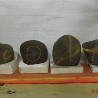 """""""石痴""""历时40年收藏奇石3000多块,拒绝高价出售"""