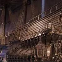 这艘船,堪比《加勒比海盗》里的黑珍珠号
