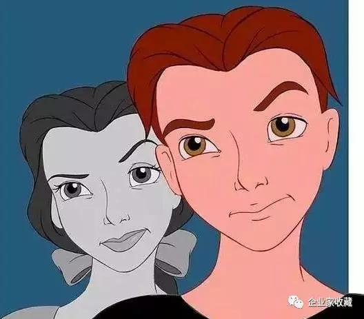 """毁童年!迪士尼卡通人物集体""""被变性"""""""